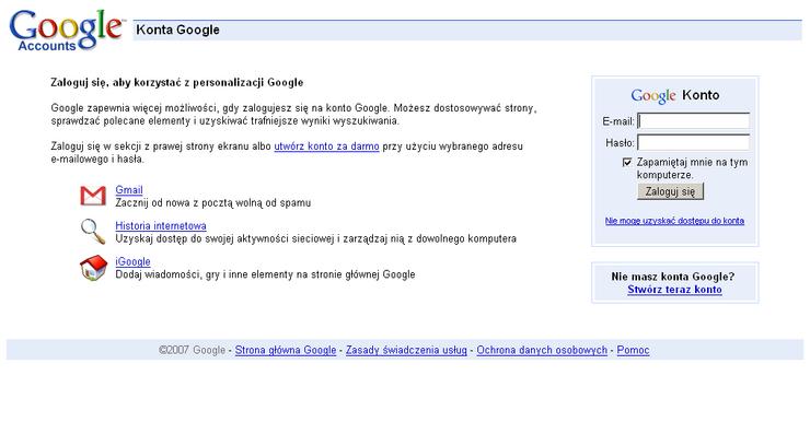 Google Analytics   Magazyn T3