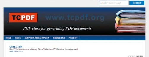TCPDF   Magazyn T3