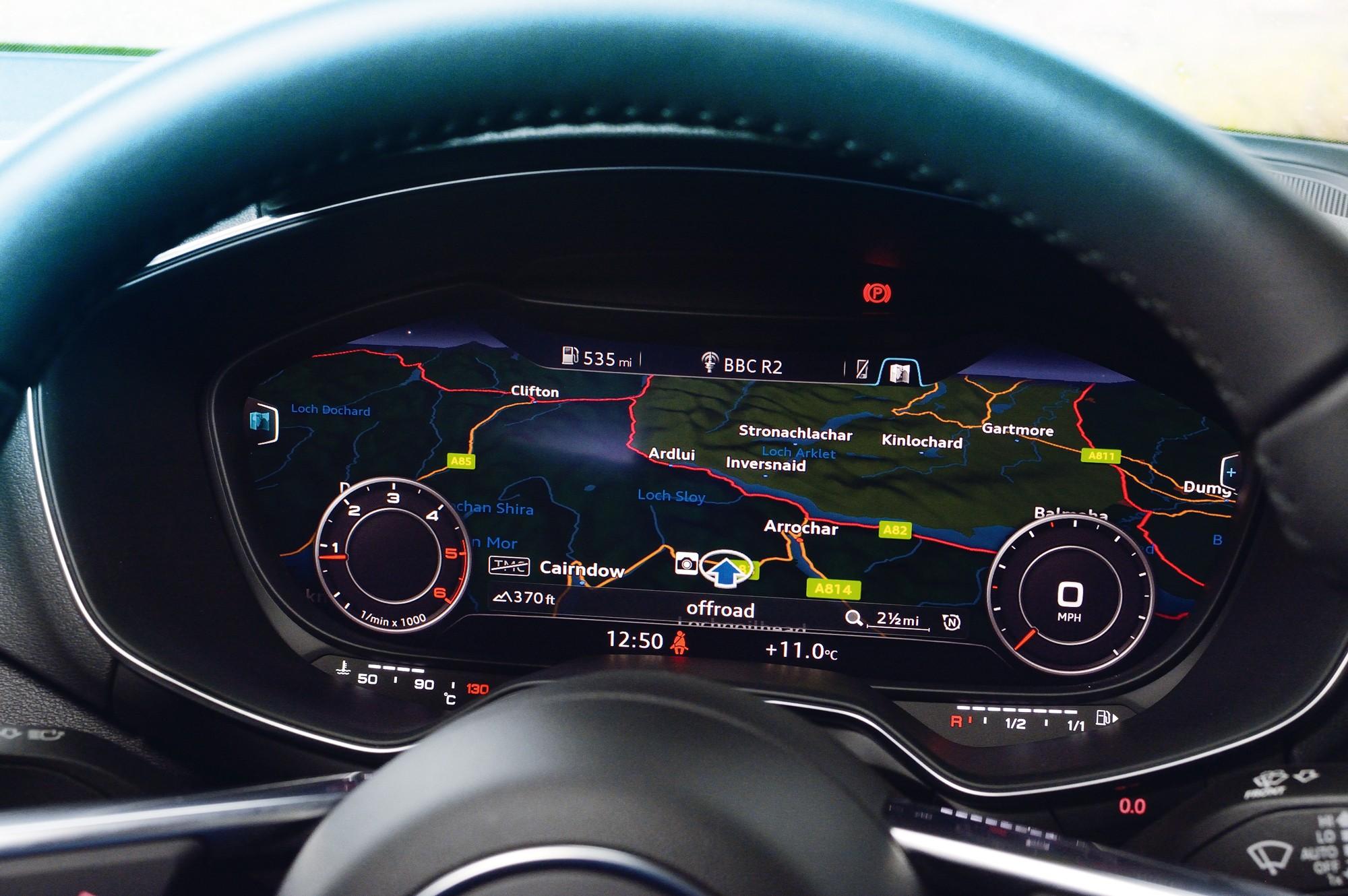 Audi Kokpit