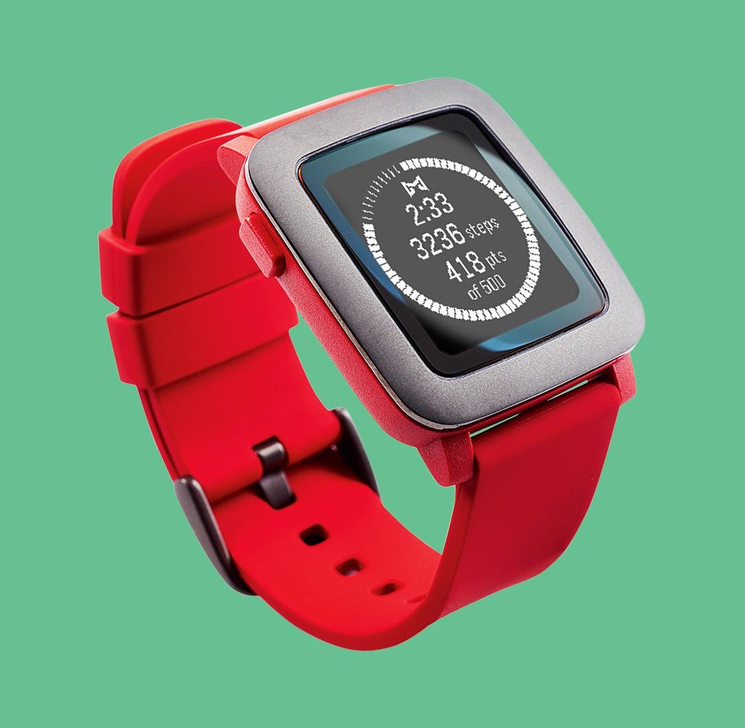 Sklepik z aplikacjami dedykowanymi smartwatchowi Pebble posiada bogatą ofertę oprogramowania.