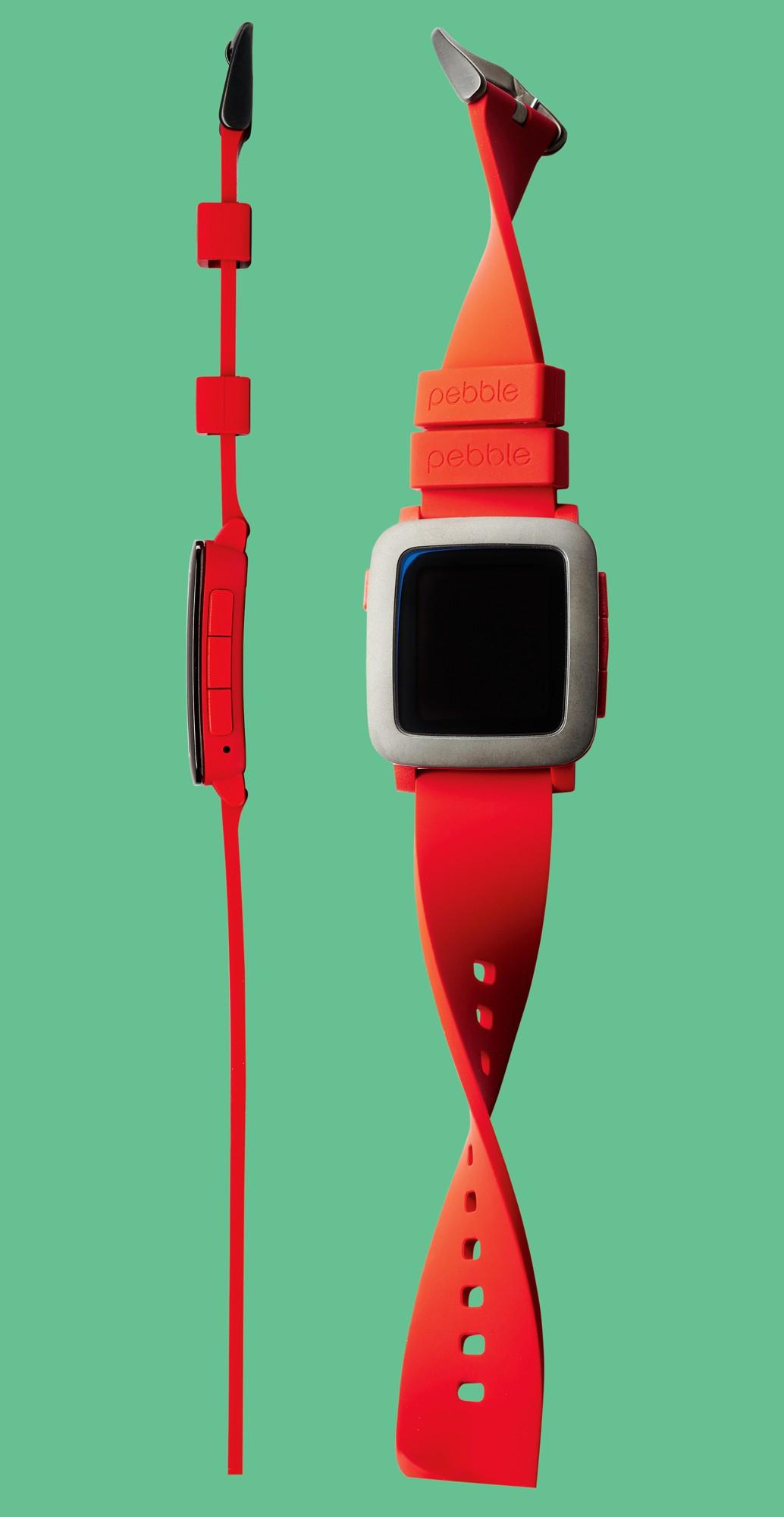 Time korzysta z 22-milimetro- wych pasków, które możesz zastąpić dowolnym modelem paska o tej samej szerokości.