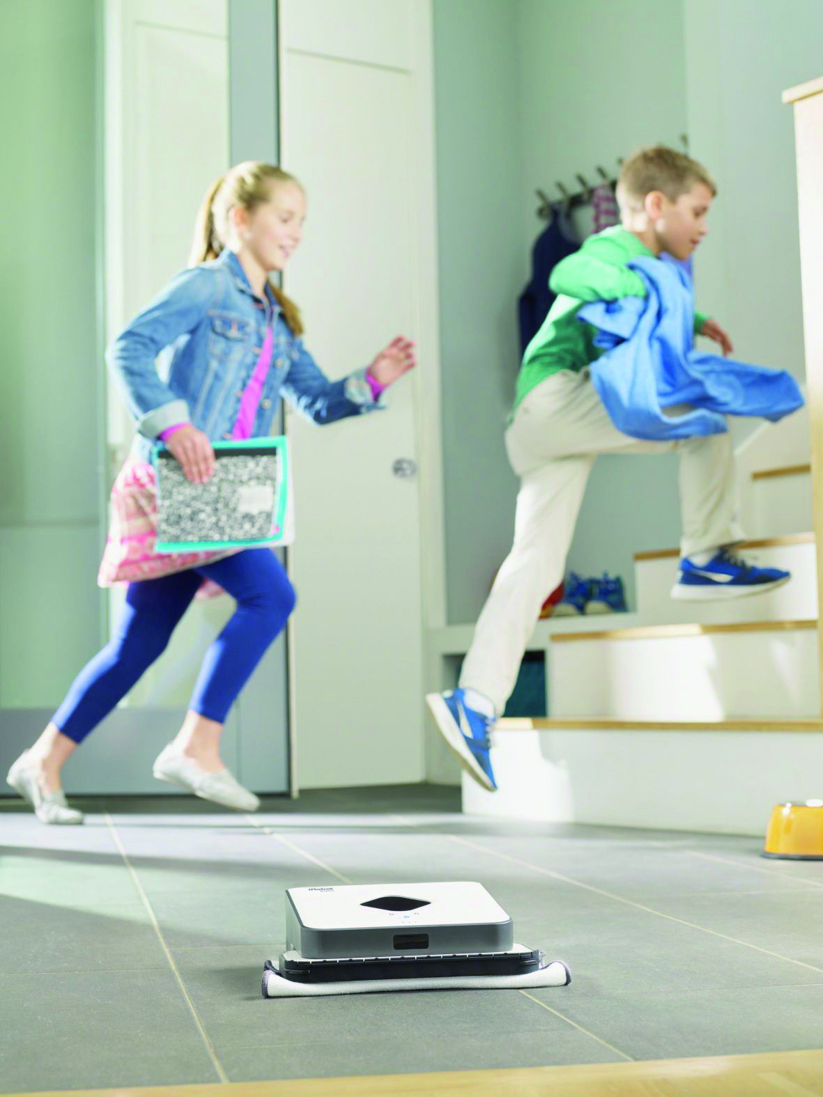 iRobot Braava 390T - MudRoom